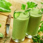 Approache Individuals Using Vegetable Smoothie Recipes